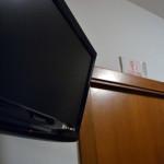 televisione in camera