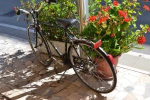 bicicletta hotel ferrara
