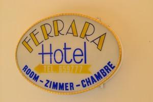 DSinsegna hotel ferrara albergo 2 stelle san benedetto del tronto
